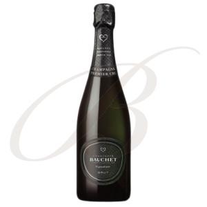 Champagne Bauchet, Signature, Premier Cru, Brut