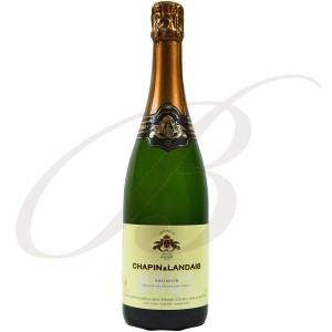 Couronne d'Or, Chapin & Landais, Saumur, Brut - Vin Blanc