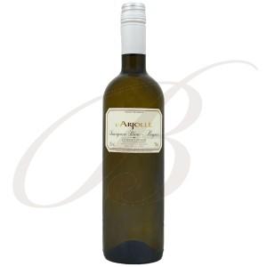 Sauvignon Blanc-Viognier, L'Arjolle, Côtes de Thongue, 2015 - Vin Blanc