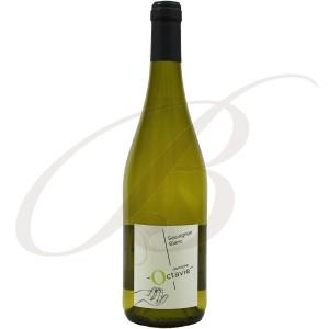 Sauvignon de Touraine, Domaine Octavie (Loire), 2015 - Vin Blanc