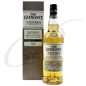 The Glenlivet, Nadurra, First Fill Selection, Single Malt Scotch Whisky 63.1%