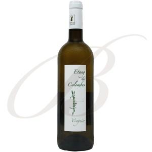 Viognier, Etang des Colombes (Languedoc), 2014 - vin blanc