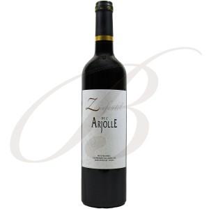 Zinfandel de l'Arjolle (Languedoc), 2013 - Vin Rouge