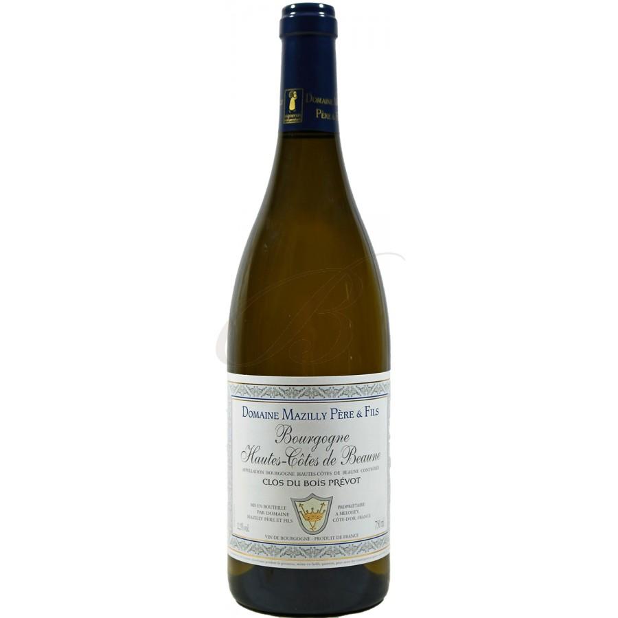 Bourgogne hautes cotes de beaune 2016 boursot for Haute cote de beaune