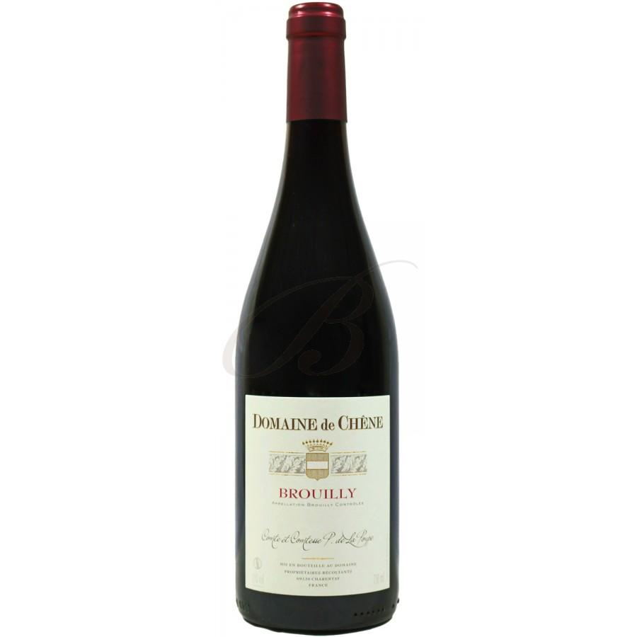 Brouilly domaine de ch ne cru du beaujolais 2014 boursot - Conservation vin rouge ...