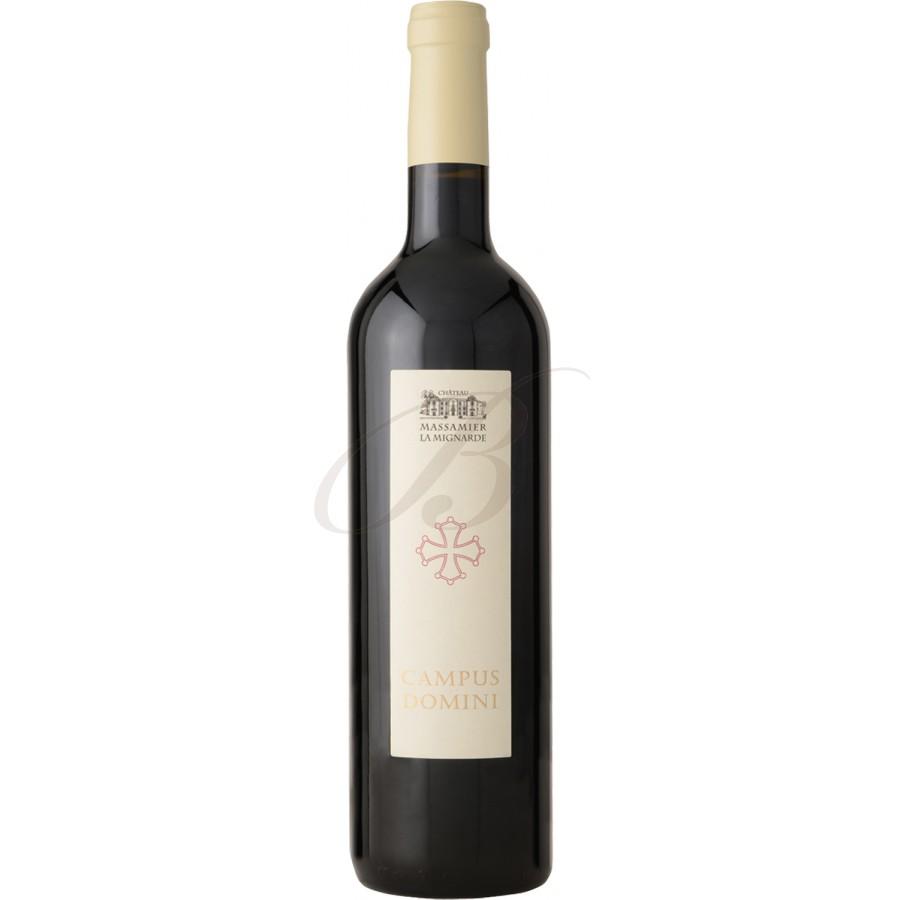 Campus domini chateau massamier la mignarde 2015 boursot - Conservation vin rouge ...