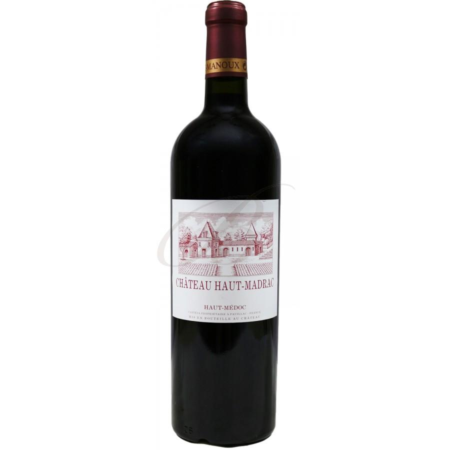 Chateau haut madrac cru bourgeois haut m doc 2012 boursot - Conservation vin rouge ...