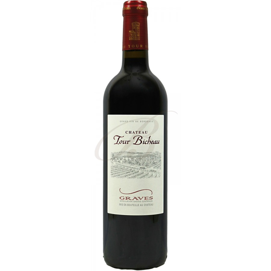 Chateau tour bicheau vin rouge bordeaux 2013 boursot - Conservation du vin rouge ...