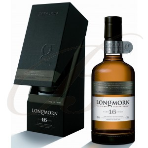 Longmorn, 16 ans d'âge, Single Malt Scotch Whisky, 48%