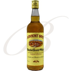 Advent Scot Blended Scotch Whisky, 40°