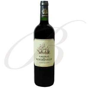 Amiral de Beychevelle, Saint-Julien (Bordeaux), 2008 (2ème vin de Château Beychevelle, 4ème cru Saint-Julien) - Vin Rouge