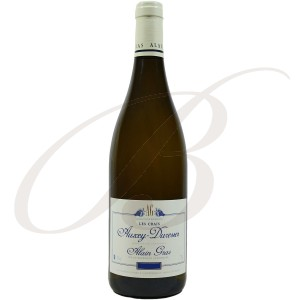 Auxey-Duresses, Les Crais, Domaine Alain Gras, Bourgogne, 2013 - Vin Blanc