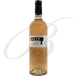 Bailly Rosé, Château Minuty, Côtes de Provence, 2016 - Vin Rosé