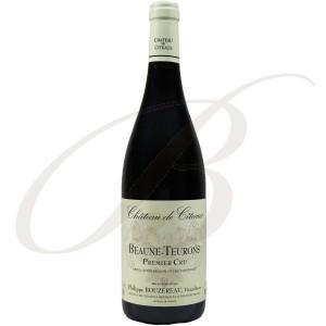 Beaune, Premier Cru, Les Teurons, Château de Citeaux (Bourgogne), 2015 - Vin Rouge