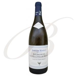 Bourgogne Hautes Cotes de Beaune, Clos du Bois Prévot,  Domaine Mazilly Père et Fils (Bourgogne), 2018 - Vin Blanc