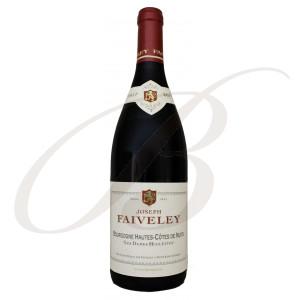 Bourgogne Hautes Côtes de Nuits Rouge, Les Dames Huguettes, Joseph Faiveley (Bourgogne), 2017 - Vin Rouge