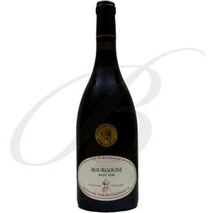 Bourgogne Pinot Noir, Domaine Coste-Caumartin, Bourgogne, 2013 - Vin Rouge