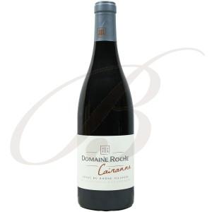 Cairanne, Domaine Roche (Côtes du Rhône Villages), 2013 - Vin Rouge