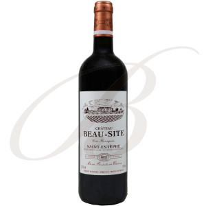 Château Beau-Site, Cru Bourgeois Exceptionnel, Saint-Estèphe (Bordeaux), 2014 - Vin Rouge