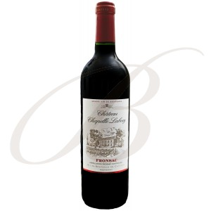 Château Chapelle Labory, Fronsac (Bordeaux), 2015 - Red Wine