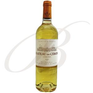 Château de Cérons, Cérons (Bordeaux), 2009 - Vin Blanc