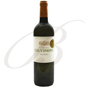Château Calvimont, Graves (Bordeaux), 2014 - Vin Blanc