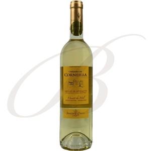 Muscat, Château de Corneilla, 2015 - Vin Blanc