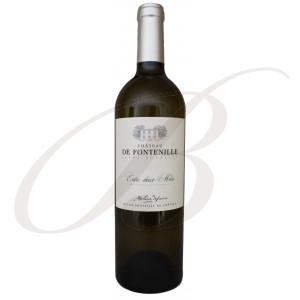 Château de Fontenille, Entre Deux Mers (Bordeaux), 2020 - Vin Blanc