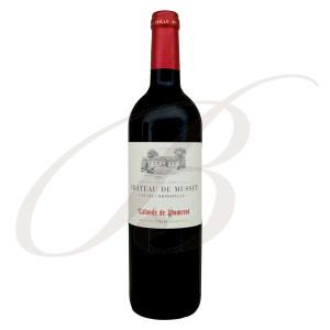 Château de Musset, Cuvée Compostelle, Lalande de Pomerol (Bordeaux), 2014 - Vin Rouge
