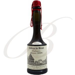 Calvados, 1998, Château du Breuil, Pays d'Auge, 41%