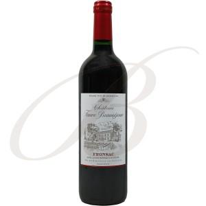 Château Fauré-Beauséjour, Fronsac (Bordeaux), 2010 - red wine