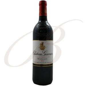 Château Giscours, 3ème cru Margaux (Bordeaux), 2010 - vin rouge