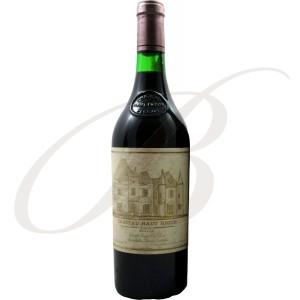 Château Haut-Brion, Graves, Premier Cru Classé (Bordeaux), 1976 - vin rouge