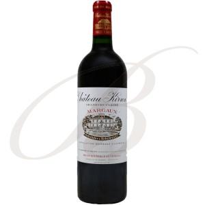 Château Kirwan, 3ème cru Margaux (Bordeaux), 2000 - Vin Rouge