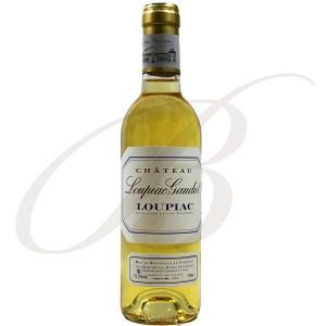 Château Loupiac-Gaudiet, Loupiac (Bordeaux), 2015, Demi-bouteilles:  37.5cl. - Vin Blanc
