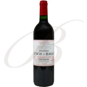 Château Lynch-Bages, 5ème cru Pauillac (Bordeaux), 2001 - Vin Rouge
