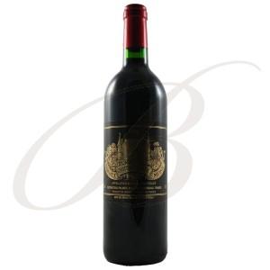 Château Palmer, 3ème cru Margaux (Bordeaux), 1998 - red wine