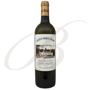 Château Picque-Caillou, Pessac-Léognan (Bordeaux), 2014 - Vin Blanc