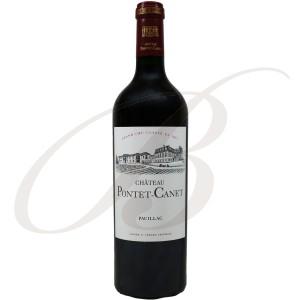 Château Pontet-Canet, 5ème cru Pauillac (Bordeaux), 2007 - Vin Rouge