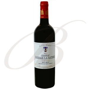 Château Ramage la Batisse, Cru Bourgeois Haut-Médoc (Bordeaux), 2013 - Vin Rouge