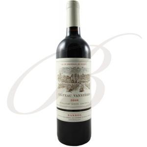 Château Vannières, Bandol, 2008 - Red Wine