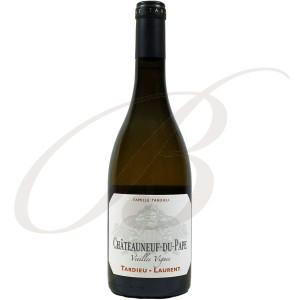 Châteauneuf du Pape Blanc, Vieilles Vignes, Tardieu Laurent (Rhône), 2014 - Vin Blanc
