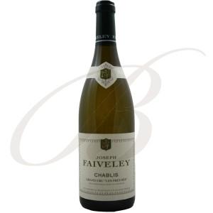 "Chablis, Grand Cru,""Les Preuses"" , Domaine Faiveley, (Burgundy), 2010 - white wine"