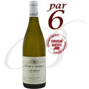 Chablis, Maurice Tremblay, (Bourgogne), 2015, par 6 Bouteilles - Vin Blanc
