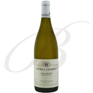 Chablis, Maurice Tremblay, 2015 - Vin Blanc