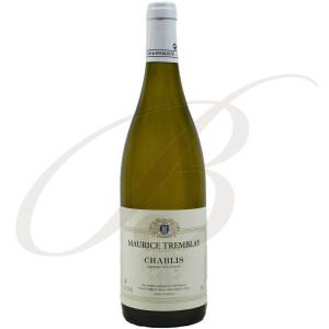 Chablis, Maurice Tremblay, 2017 - Vin Blanc