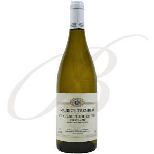 Chablis, 1er Cru Fourchaume, Maurice Tremblay, 2017 - Vin Blanc