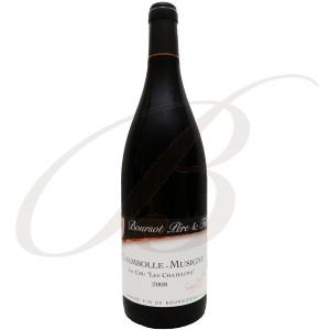 Chambolle-Musigny, Premier Cru, Les Chatelots, Domaine Boursot Père & Fils (Bourgogne), 2008 - Vin Rouge