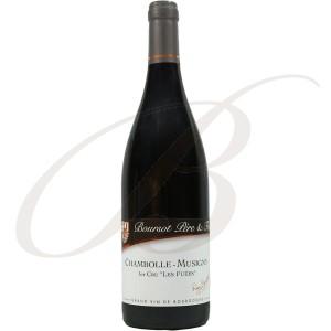 Chambolle-Musigny, Premier Cru, Les Fuées, Domaine Boursot Père & Fils (Bourgogne), 2011 - Vin Rouge