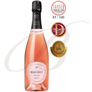 Champagne Bauchet, Séduction Rosé, Brut